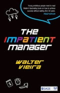 9789385985263 - Walter Vieira: The Impatient Manager - पुस्तक
