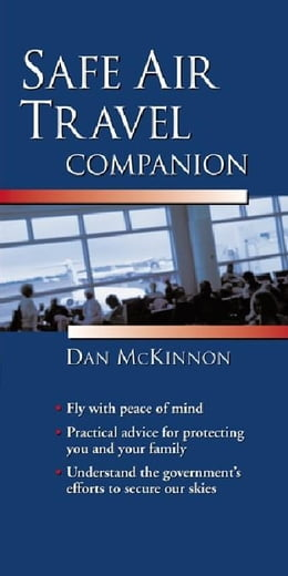 Book Safe Air Travel Companion by McKinnon, Dan