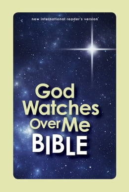 Book NIrV, God Watches Over Me Bible, eBook by ZonderKidz
