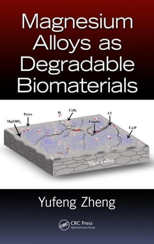 Magnesium Alloys as Degradable Biomaterials