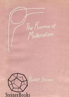 Karma of Materialism by Rudolf Steiner, Own Barfield