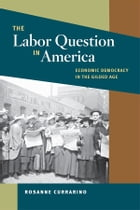 The Labor Question in America: Economic Democracy in the Gilded Age by Rosanne Currarino