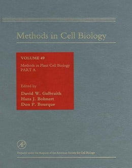 Book Methods in Plant Cell Biology, Part A by Wilson, Leslie