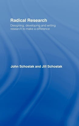 Book Radical Research by Schostajk, Jill