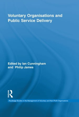 Voluntary Organizations and Public Service Delivery