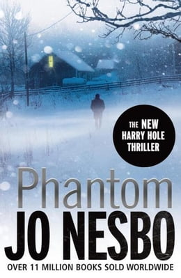Book Phantom by Jo Nesbo