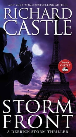 Book Storm Front: A Derrick Storm Thriller by Richard Castle