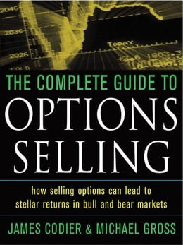 Book The Complete Guide to Option Selling by Cordier, James