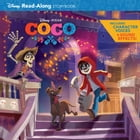 Coco Read-Along Storybook Cover Image