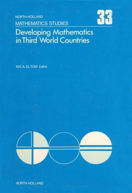 Book Developing mathematics in Third World countries: Proceedings of the international conference held… by Unknown, Author