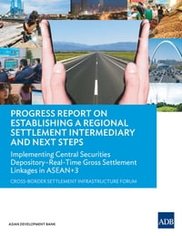 Progress Report on Establishing a Regional Settlement Intermediary and Next Steps: Implementing…