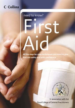 Book First Aid (Collins Need to Know?) by Royal College of General Practitioners, The
