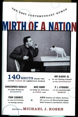 Book Mirth of a Nation: The Best Contemporary Humor by Michael J. Rosen