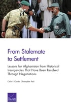 From Stalemate to Settlement: Lessons for Afghanistan from Historical Insurgencies That Have Been…