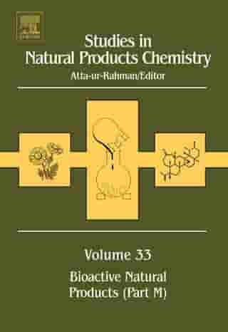 Studies in Natural Products Chemistry: Bioactive Natural Products (Part M)