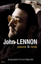 Lennon Peace and Love by Gabriel Moraine
