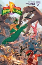 Mighty Morphin Power Rangers #1 by Kyle Higgins