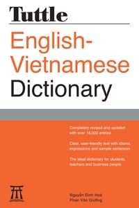 Tuttle English-Vietnamese Dictionary