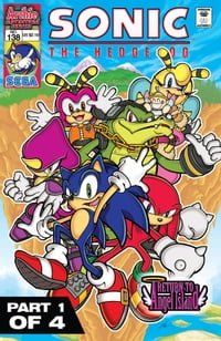 Sonic the Hedgehog #138