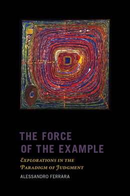 Book The Force of the Example: Explorations in the Paradigm of Judgment by Alessandro Ferrara