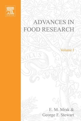 Book Advances in Food Research by Stewart, G.F.