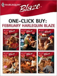 One-Click Buy: February Harlequin Blaze: My Wildest Ride\Shameless\Primal Instincts\Your Bed or…