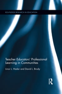Teacher Educators' Professional Learning in Communities