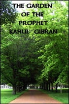 The Garden of the Prophet by Kahlil Gibran