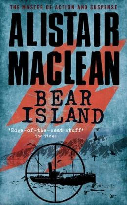 Book Bear Island by Alistair MacLean