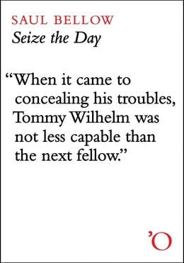 Book Seize the Day by Saul Bellow