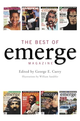 Book The Best of Emerge Magazine by George Curry