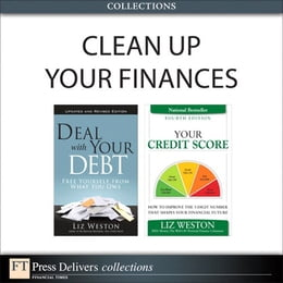 Book Clean Up Your Finances (Collection) by Liz Weston