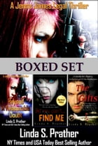 Mystery/Thriller Box Set: Jenna James Legal Thriller, Catherine Mans Psychic Suspense, Jacody Ives Mystery by Linda S. Prather
