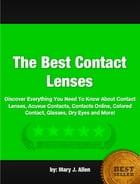 The Best Contact Lenses by Mary J. Allen