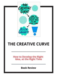 The Creative Curve: Book Review