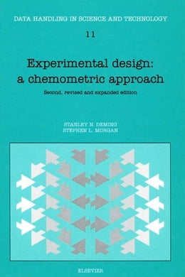 Book Experimental Design: A Chemometric Approach by Deming, S. N.