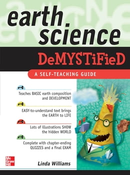 Book Earth Science Demystified by Linda D. Williams