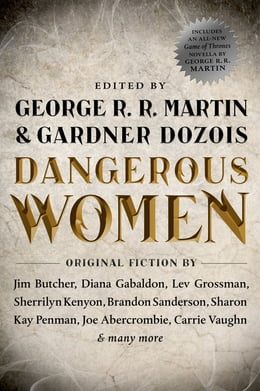 Book Dangerous Women by George R. R. Martin
