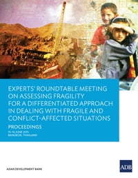Experts' Roundtable Meeting on Assessing Fragility for a Differentiated Approach in Dealing with…