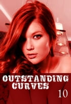 Outstanding Curves Volume 10 - A sexy photo book by Miranda Frost