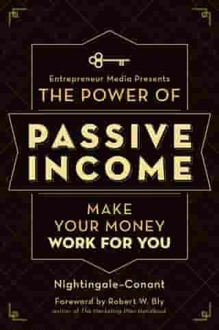 The Power of Passive Income: Make Your Money Work for You