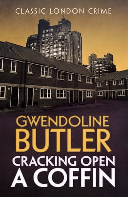 Book Cracking Open a Coffin by Gwendoline Butler