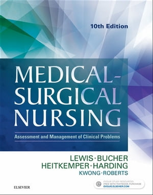 Medical-Surgical Nursing Assessment and Management of Clinical Problems,  Single Volume