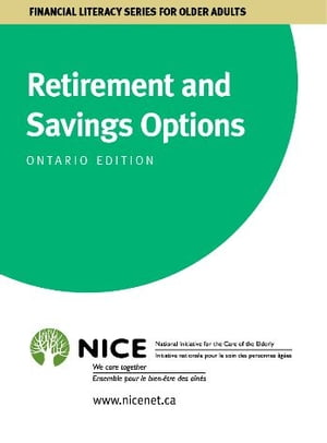 Retirement And Savings Options for Ontario Canada