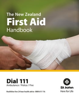 Book The New Zealand First Aid Handbook by St John New Zealand