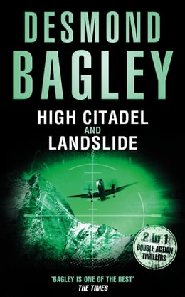 Book High Citadel / Landslide by Desmond Bagley