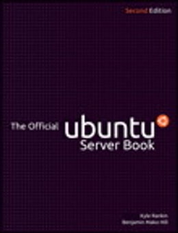 Book The Official Ubuntu Server Book by Kyle Rankin
