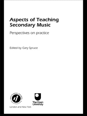 Aspects of Teaching Secondary Music Perspectives on Practice