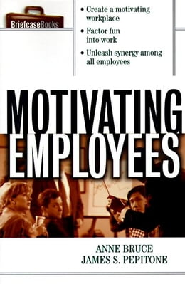 Book Motivating Employees by Bruce, Anne