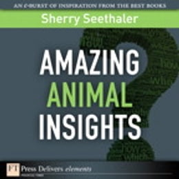 Book Amazing Animal Insights by Sherry Seethaler
